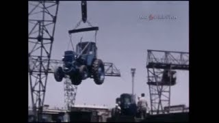 1978 год. Новый ташкентский трактор.