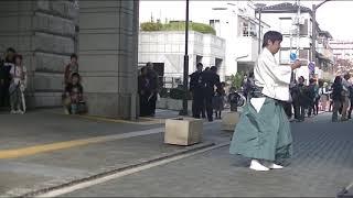 殺陣ショー by 剣戯之会(つるぎのかい) 古典的な殺陣ですが、大切で...