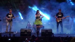 Vita Alvia -Polisi (Live Terbaru)
