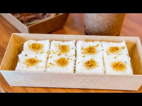 Nam Dae Moon In Toronto Makes Sweet Korean Rice Cakes Youtube