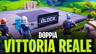 DOUBLE ROYAL VICTORY AS WE COMPLETE THE CHALLENGES! FORTNITE ITA