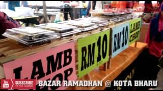 bazar ramadhan kota bharu 2016
