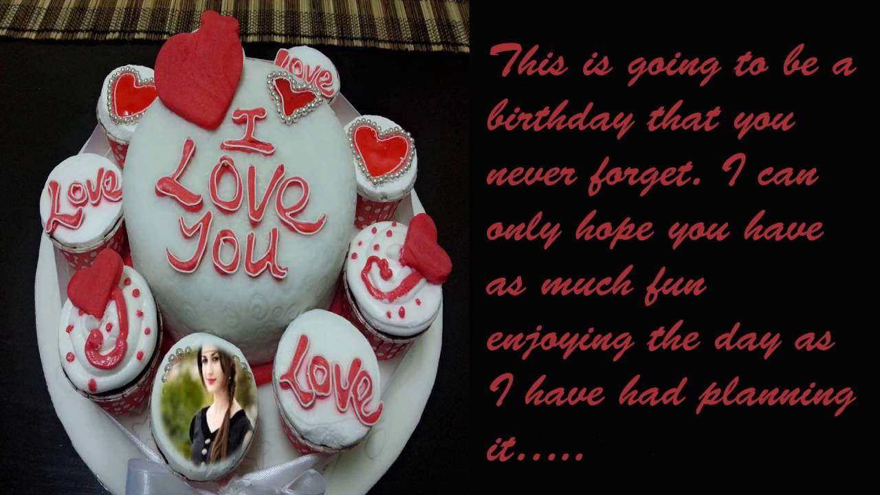 Sweet Cute Happy Birthday Wishes For Girlfriend Musical Card Girl Friend 2