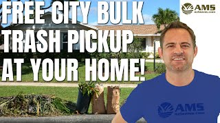City of Phoenix Bulk Trash Schedule & Rules