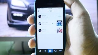 Review: Instagram Direct