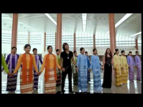ဖိတ္ေခၚျပီ (2013 Sea Games Myanmar): တို႔အားလံုးရဲ႕အခ်ိန္အခါ 2013!