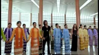 ဖိတ္ေခၚျပီ (2013 Sea Games Myanmar)