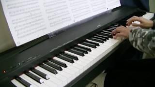 ヒカリアレ Hikariare /BURNOUT SYNDROMES(アニメ「ハイキュー!! 烏野高校 vs 白鳥沢学園高校」Haikyuu!! OP)-ピアノ piano-