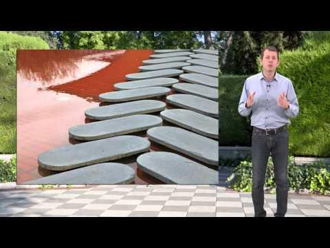 Dalle Beton Terrasse et Jardin