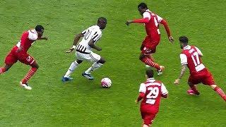 POGBA DE 2015 JOGAVA FIFA STREET!!!! O QUÃO BOM ERA O POGBA!!!
