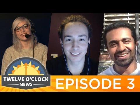 Twelve O'Clock News Episode 3: Shuffle and more Shuffle
