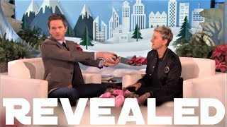 REVEALED - Neil Patrick Harris' Magic Trick on the Ellen Show!