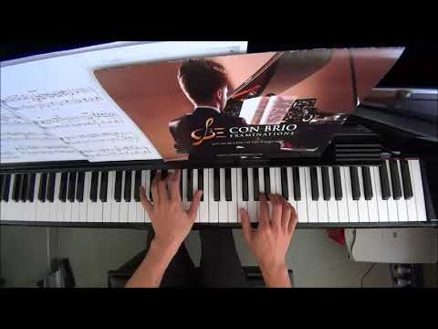 Leila Fletcher Piano Course Book 6 No.13 Brahms Hungarian