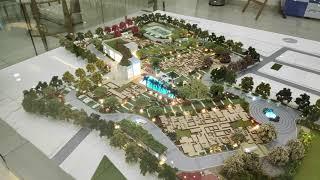 Godrej Habitat | 3D Model | Actual Site | 2/3/4 Apartments in Sector 3, Gurgaon