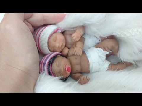 Minis Bebes Reborn De Silicone S 243 Lido Youtube