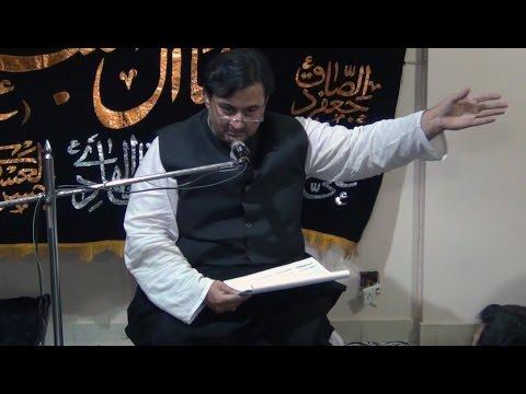 Majlis e iza at Askari 4 dated 30 November 2016