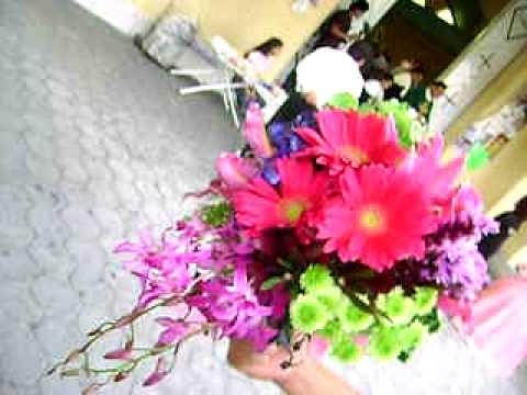 Ramo De Flores Xv Anos Youtube