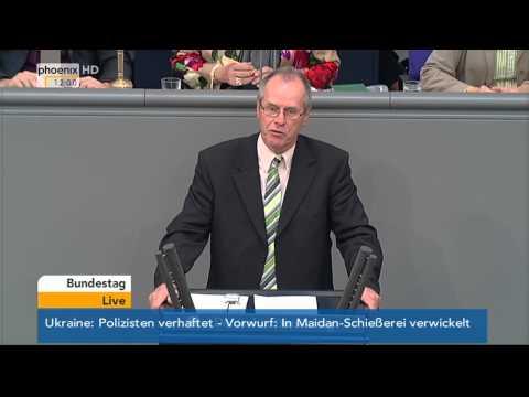 Bundestag: Direktzahlungen an Landwirte am 03.04.2014