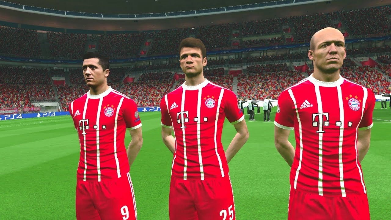 Bayern Arsenal Champions League 2021