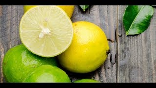Here is What You're Supposed To Do With Each Type Of Lemons and Limes