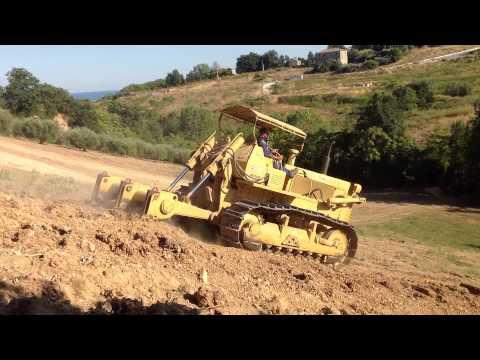 Fiat Allis AD20B con ripper [HD]
