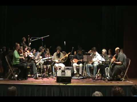Hicaz Mandra (Middle East Music Ensemble - Univ. of Chicago)