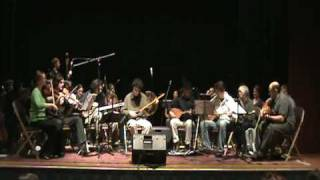 Hicaz Mandra (Middle East Music Ensemble - Univ. of Chicago)