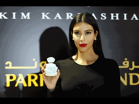 KIM KARDASHIAN WEST IN DUBAI