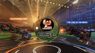 Можем и лучше! | Round 2 | ESL 3on3 Phoenix S2 Cup #4 | Rocket League