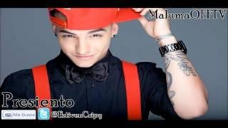 Presiento (Con Letra) - Maluma (Original) [Audio Nueva Canción] MAGIA 2012