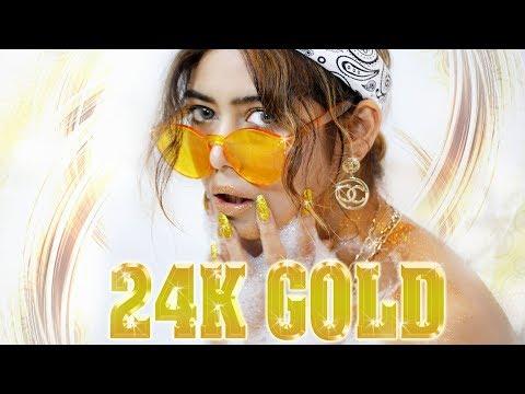 24K GOLD  Teaser  MUKKTA Ft EMIWAY  Latest rap song 2018  Bluesanova, Crazyvibe