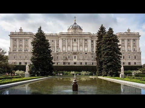 Royal Palace of Madrid (El Palacio de Oriente)
