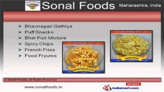 Farsan and Namkeens by Sonal Foods, Mumbai