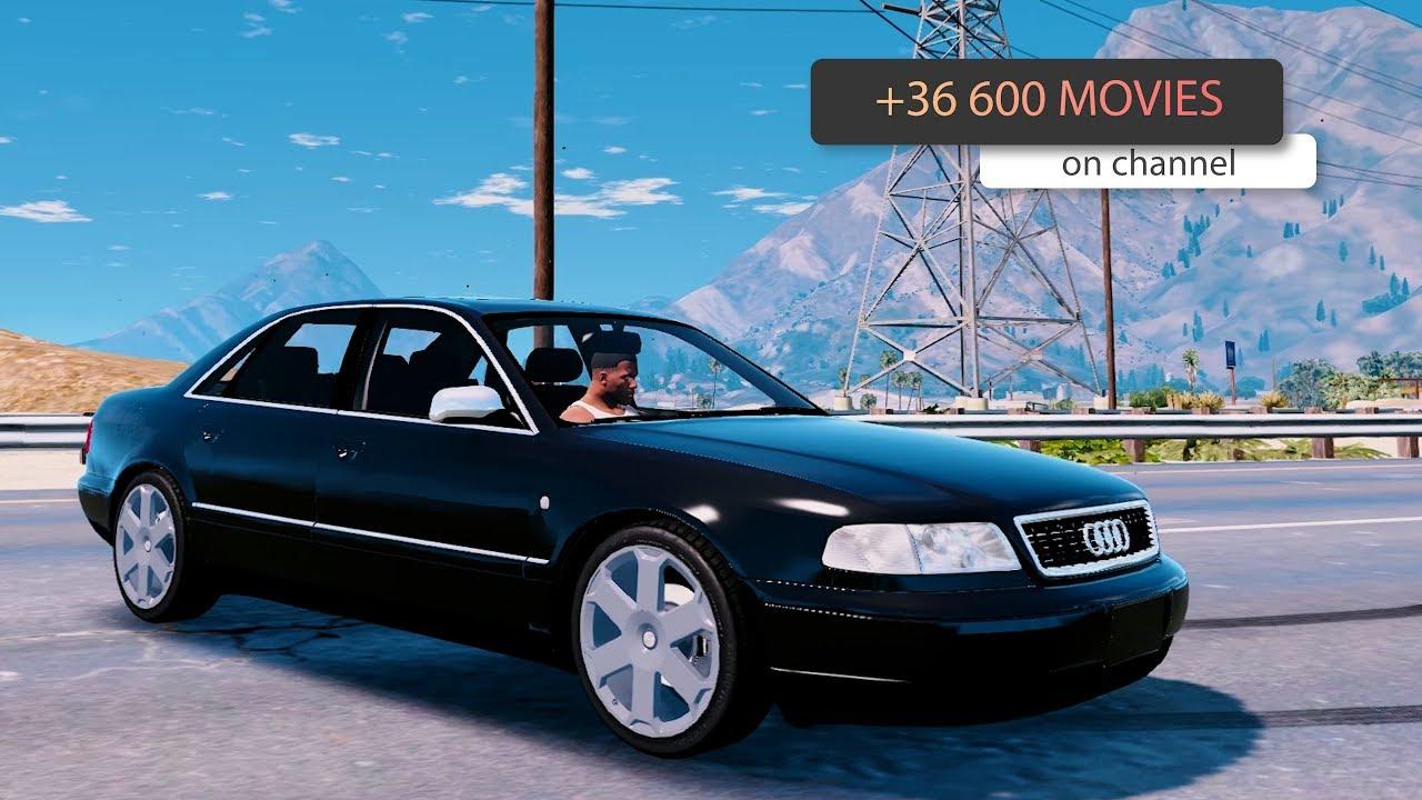 1998 Audi S8 (D2/US/6SPD) _REVIEW - YouTube