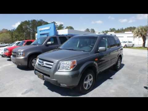 2007 Honda Pilot EX - Used Honda For Sale Charleston, SC @ Marchant Chevy