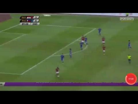 Live Broadcasting INDONESIA VS FILIPINA (SEA GAMES 2017)