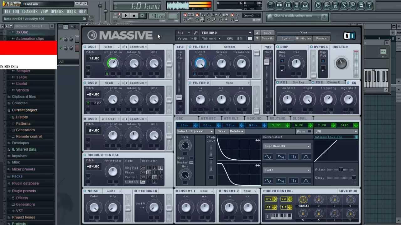 Download massive tutorial crazy scream.mp4