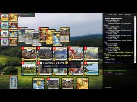 Dominion Online 012 (Lots of money, but always in debt)