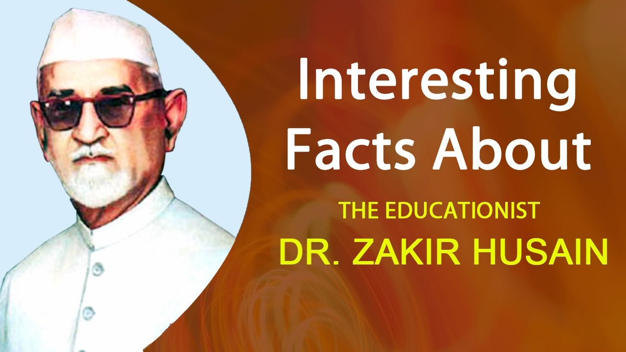 Interesting facts about former president of india dr zakir for Fun facts about the presidents