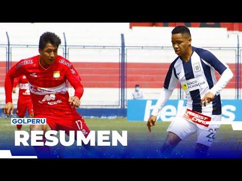 Sport Huancayo Alianza Lima Goals And Highlights