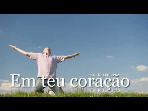 CCB Hino 247 Se Fores Tentado - Instrumental Com Letra - William
