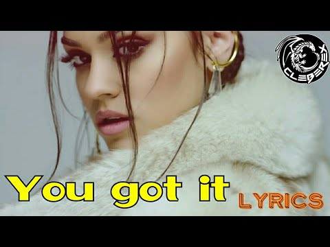 Karmen - You Got It (Lyrics / Versuri Video)