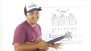 Ukulele Whiteboard Request - Closer