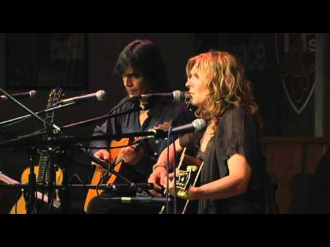 Larry Campbell and Teresa Williams - Did You Love Me At All - Live at Fur Peace Ranch