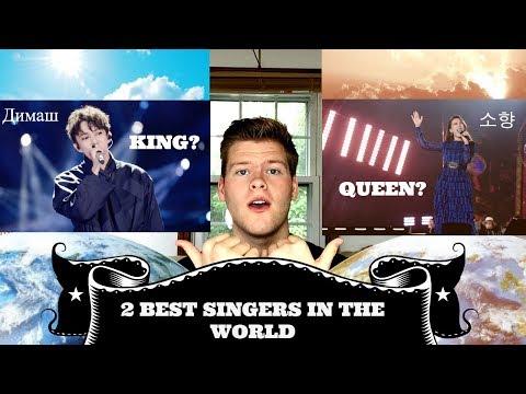 Best Singers in The World | Dimash & So Hyang
