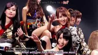 Kamen Rider Girls E-x-a  Exciting X Attitude