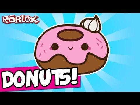 A MELHOR FÁBRICA DE DONUT - Roblox (Donut Factory Tycoon!)