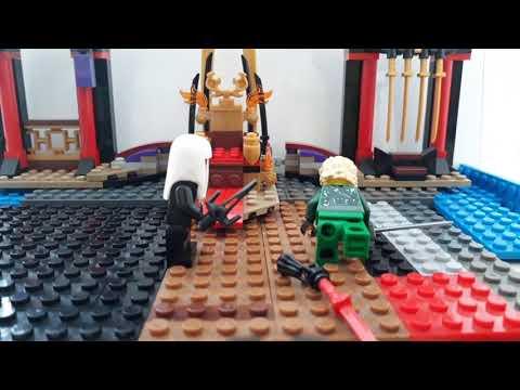 LEGO Ninjago Lloyd VS Harumi