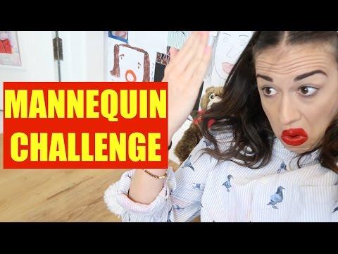 EPIC MANNEQUIN CHALLENGE!