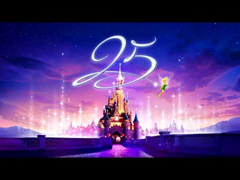 Happy Anniversary Disneyland Paris  Song